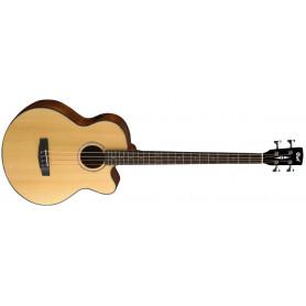 CORT AB850F (NAT) w/bag Акустическая бас-гитара фото