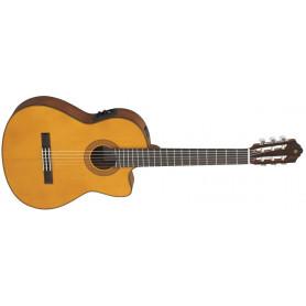 YAMAHA CGX122MCC Классическая гитара фото