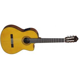 YAMAHA CGX122MSC Классическая гитара фото