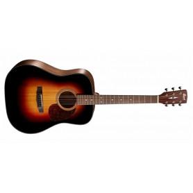 CORT EARTH 300VF (SB) Электро-акустическая гитара фото