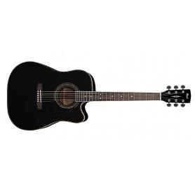 CORT AD880CE (BK) Электро-акустическая гитара фото