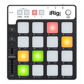 IK MULTIMEDIA iRIG PADS MIDI контроллер фото