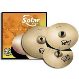 SABIAN Solar Performance Set Набор тарелок фото
