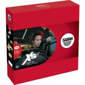 SABIAN XS20 Super Set Набор тарелок фото