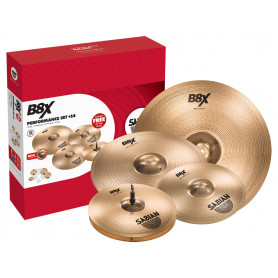 SABIAN B8X PROMOTIONAL PERFORMANCE SET Набор тарелок фото