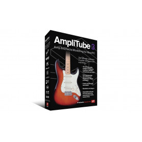 IK MULTIMEDIA AMPLITUBE 3 (FULL VERSION) Плагин VST/RTAS/AU фото