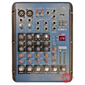 HL AUDIO SMR6 Микшерный пульт фото