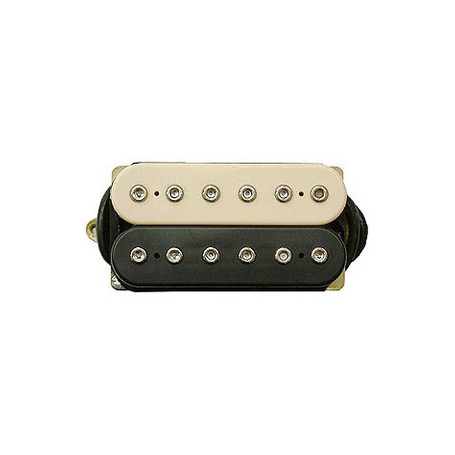 DIMARZIO DP421BK AREA HOT T BRIDGE (BLACK) Звукосниматель для гитары фото