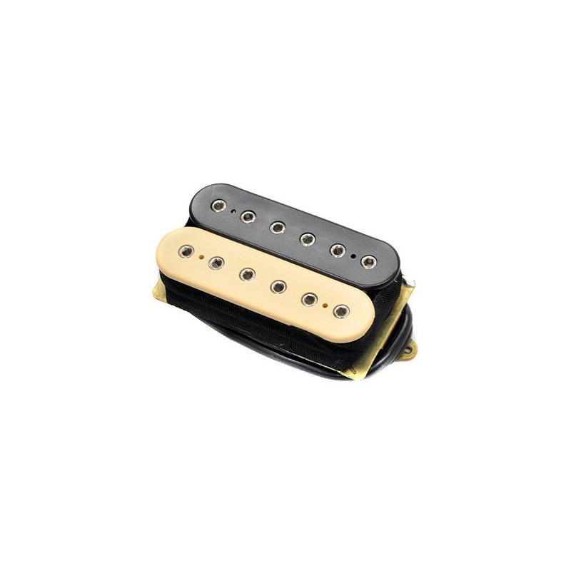 DIMARZIO DP101BC DUAL SOUND (BLACK & CREME) Звукосниматель для гитары фото