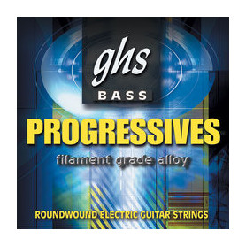 GHS STRINGS 5M8000 BASS PROGRESSIVES Струны для бас-гитары фото