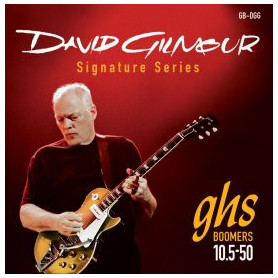 GHS STRINGS DAVID GILMOUR RED SIGNATURE Струны для электрогитары фото