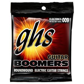GHS STRINGS GBXL BOOMERS Струны для электрогитар фото