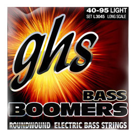GHS STRINGS ML3045X BASS BOOMERS Струны для бас-гитары фото