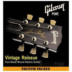 GIBSON SEG-VR9 VINTAGE RE-ISSUE PURE NICKEL WOUND .009-.042 Струны для электрогитары фото