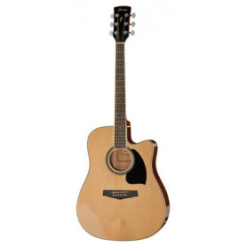 IBANEZ PF15ECE NT Гитара электроакустическая фото