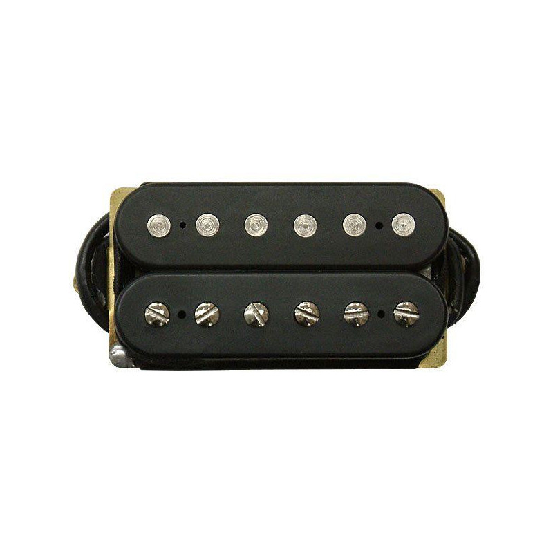 DIMARZIO DP163FBK BLUESBUCKER F-SPACED (BLACK) Звукосниматель для гитары фото