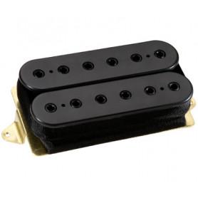 DIMARZIO DP200FBK STEVE MORSE MODEL BRIDGE F-SPACED (BLACK) Звукосниматель для гитары фото
