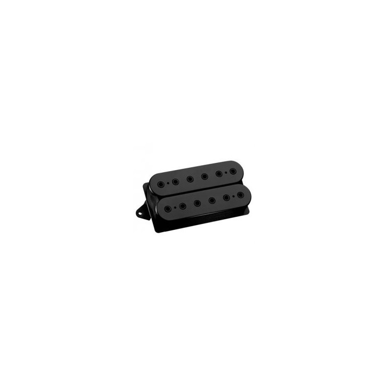 DIMARZIO DP259FBK TITAN BRIDGE BLACK (F-Spaced) Звукосниматель для гитары фото