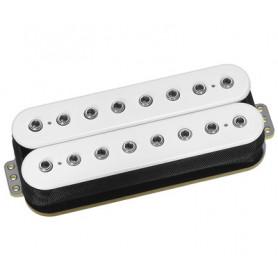DIMARZIO DP811WH IONIZER 8 BRIDGE (WHITE) Звукосниматель для гитары фото