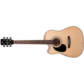 CORT AD880CE LH (NAT) Электро-акустическая гитара фото