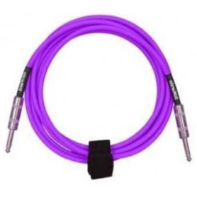 DIMARZIO EP1715SS INSTRUMENT CABLE 15ft (PURPLE) Кабель гитарный фото