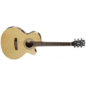 CORT SFX-ME (NAT) Электро-акустическая гитара фото