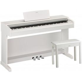 YAMAHA ARIUS YDP-143WH Цифровое пианино фото