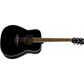 YAMAHA FG820 (BL) Акустическая гитара фото