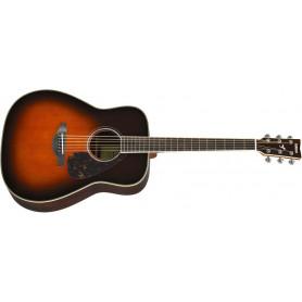 YAMAHA FG830 (TBS) Акустическая гитара фото