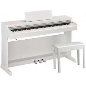 YAMAHA ARIUS YDP-163WH Цифровое пианино фото