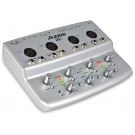 ALESIS iO4 Аудиоинтерфейс фото