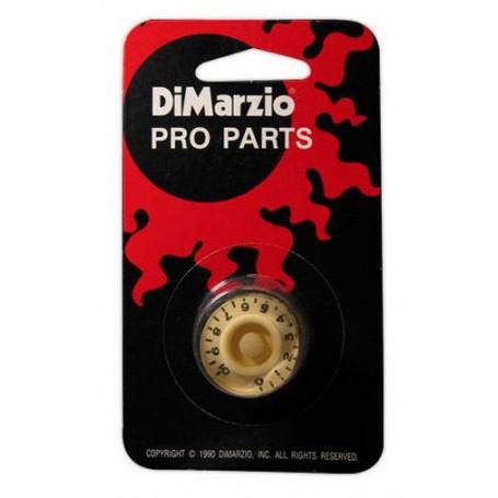 DIMARZIO DM2100 CR SPEED KNOB (CREME) ручка для потенциометра фото