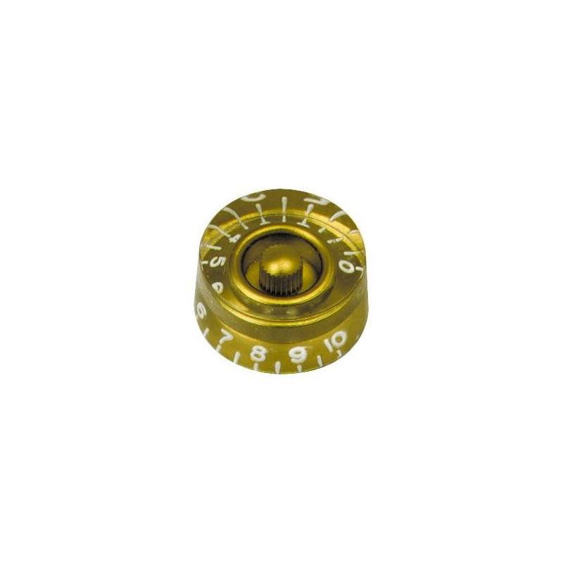 DIMARZIO DM2100 G SPEED KNOB (GOLD) Гитарная механика фото