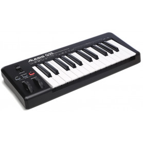 ALESIS Q25 MIDI клавиатура фото