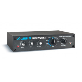 ALESIS NANOVERB 2 Сигнальный процессор ревербератор фото