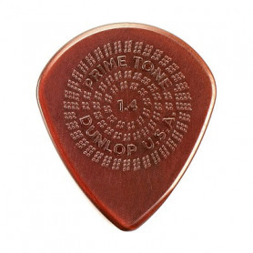 DUNLOP 520P1.4 PRIMETONE JAZZ III XL SCULPTED PLECTRA 1.4 Медиаторы фото