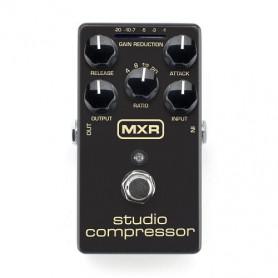 DUNLOP M76 MXR STUDIO COMPRESSOR педаль эффектов компрессор фото