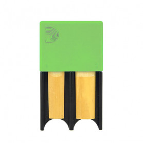 D`ADDARIO REED GUARD - Small - Green Кейс для тростей фото