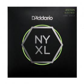 D`ADDARIO NYXL45105 LIGHT TOP / MED BOTTOM 45-105 Струны фото