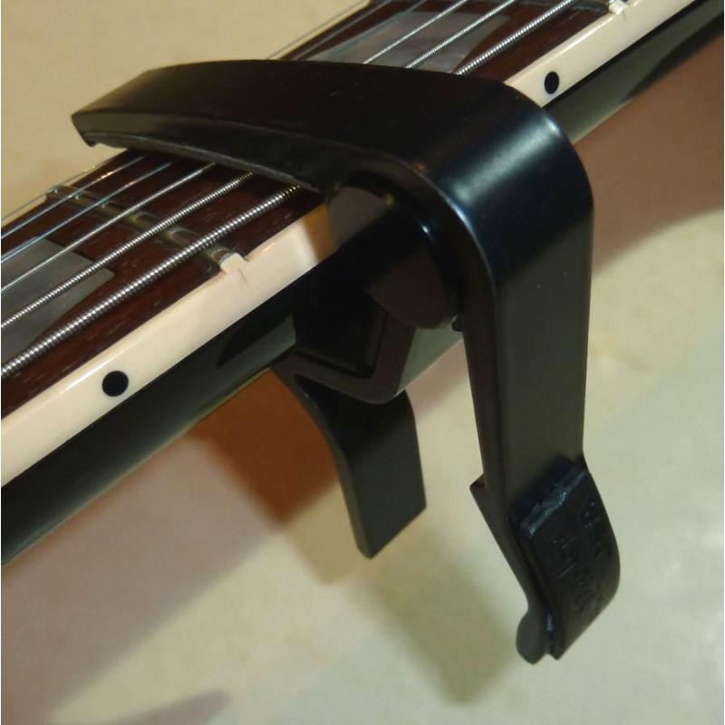 DUNLOP 83CB TRIGGER ACOUSTIC BLACK Каподастры фото
