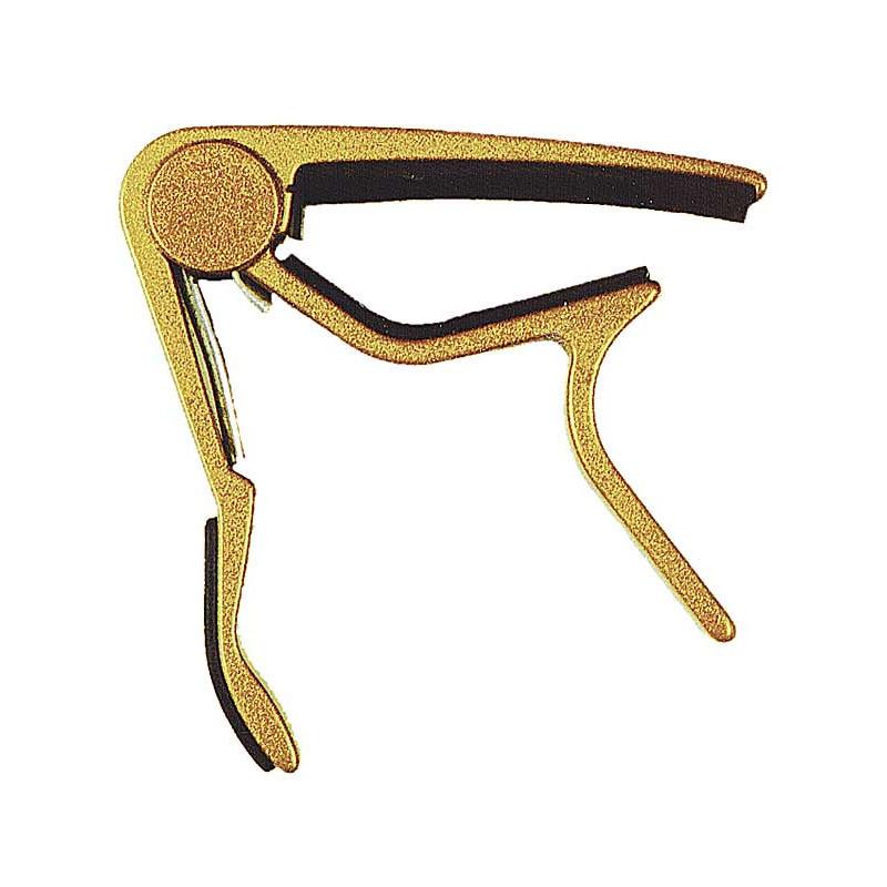 DUNLOP 83CG TRIGGER ACOUSTIC GOLD Каподастр фото