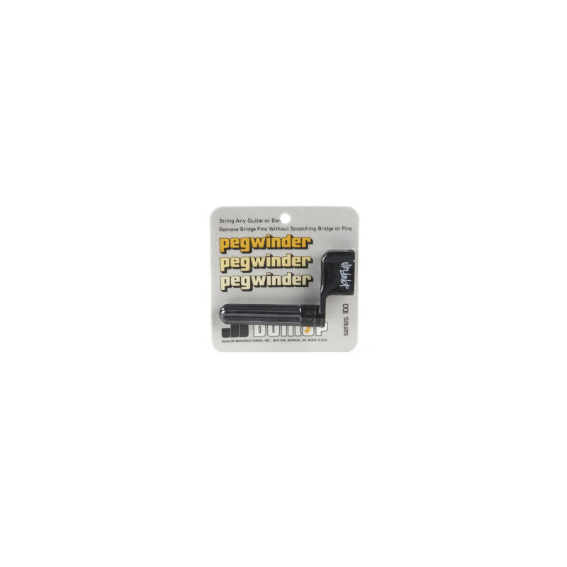 DUNLOP 100SI PEGWINDER Ключи для намотки струн фото