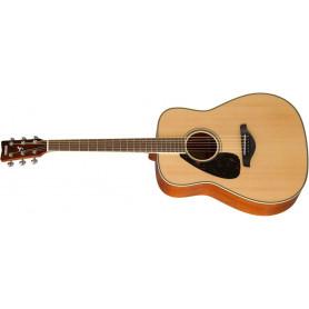 YAMAHA FG820L Акустическая гитара фото