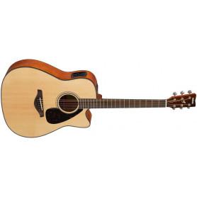 YAMAHA FGX800C (NT) Электро-акустическая гитара фото