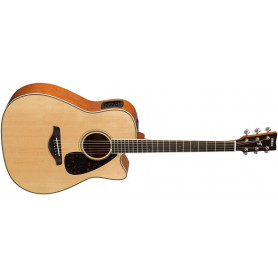 YAMAHA FGX820C (NT) Электро-акустическая гитара фото