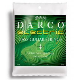 MARTIN D9900L DARCO Electric Bass Extra Light (40-95) Струны для бас-гитары фото
