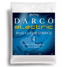 MARTIN D9500L DARCO Electric Bass Medium (50-105) Струны для бас-гитары фото