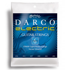MARTIN D9600 DARCO Electric Light / Heavy (10-52) Струны для гитары фото