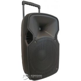 SOUNDKING SKA12T Акустическая система мобильная с радиомикрофонами и медиаплеером фото