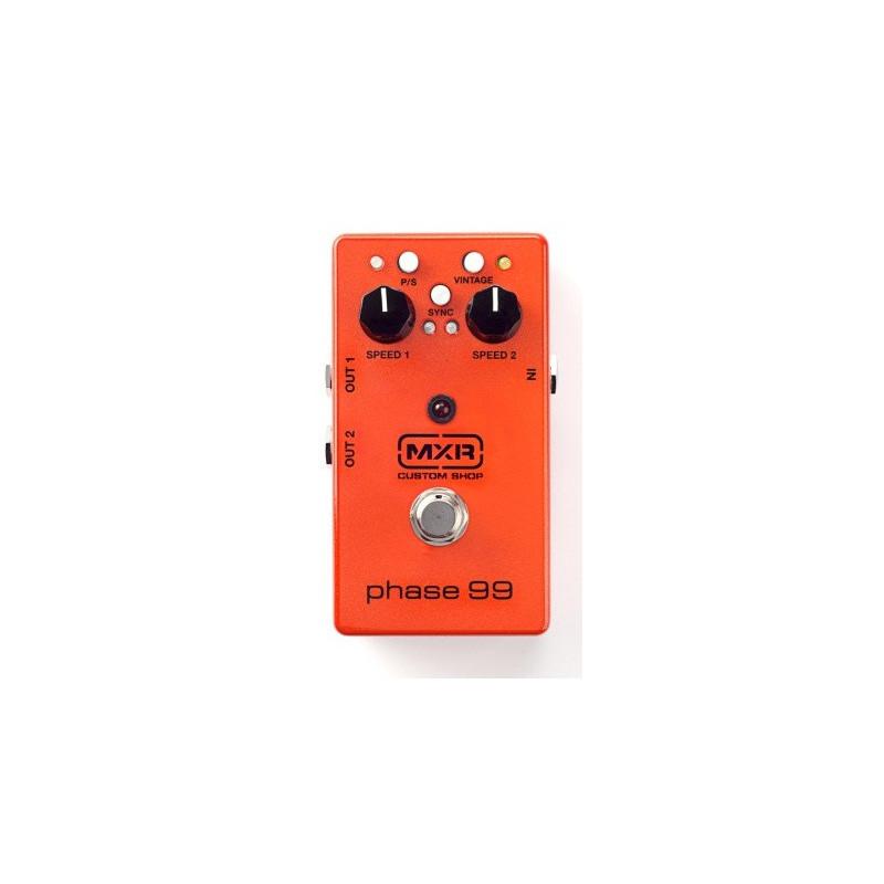 DUNLOP CSP099 MXR CUSTOM SHOP PHASE99 Гитарная педаль эффектов фото